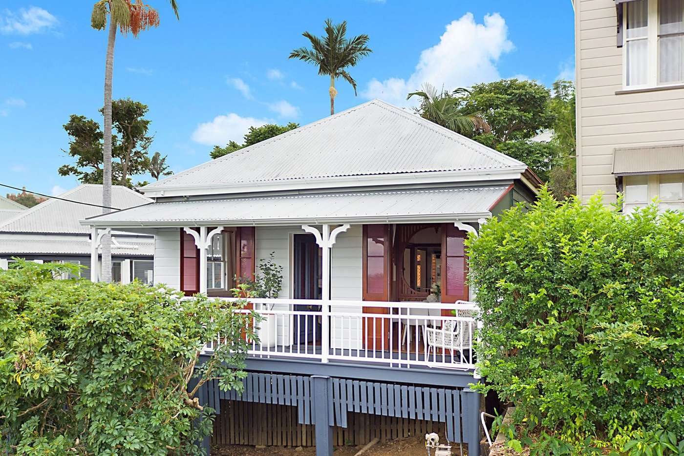 Main view of Homely house listing, 47 Mountjoy Street, Petrie Terrace QLD 4000