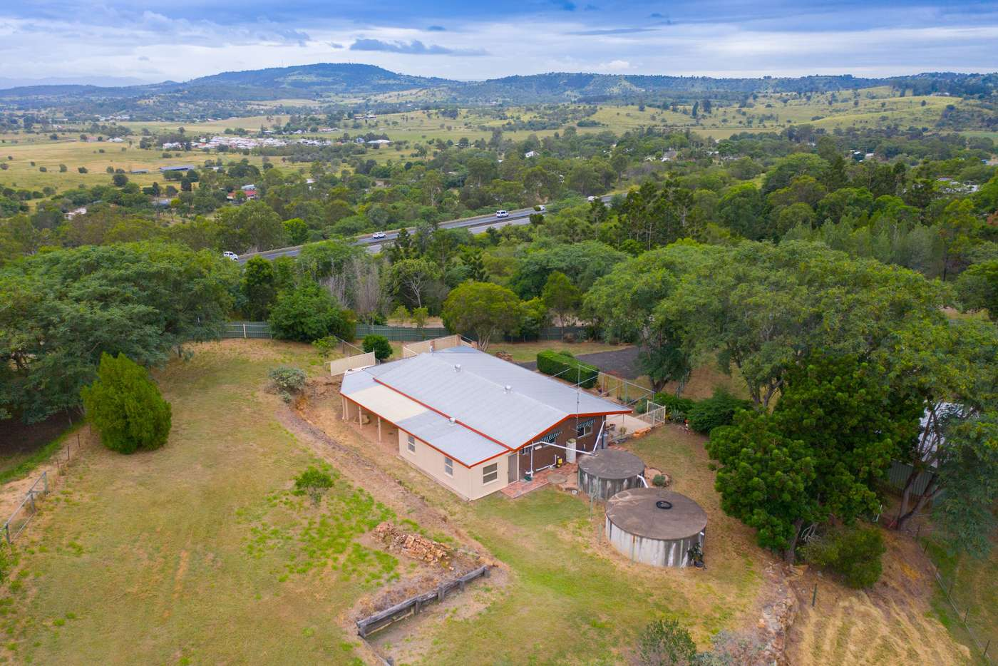 Main view of Homely ruralOther listing, 71 Mountain View Drive, Minden QLD 4311