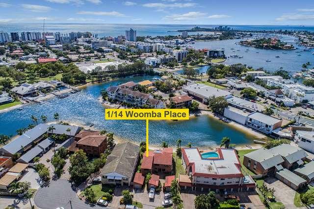 1/14 Woomba Place, Mooloolaba QLD 4557