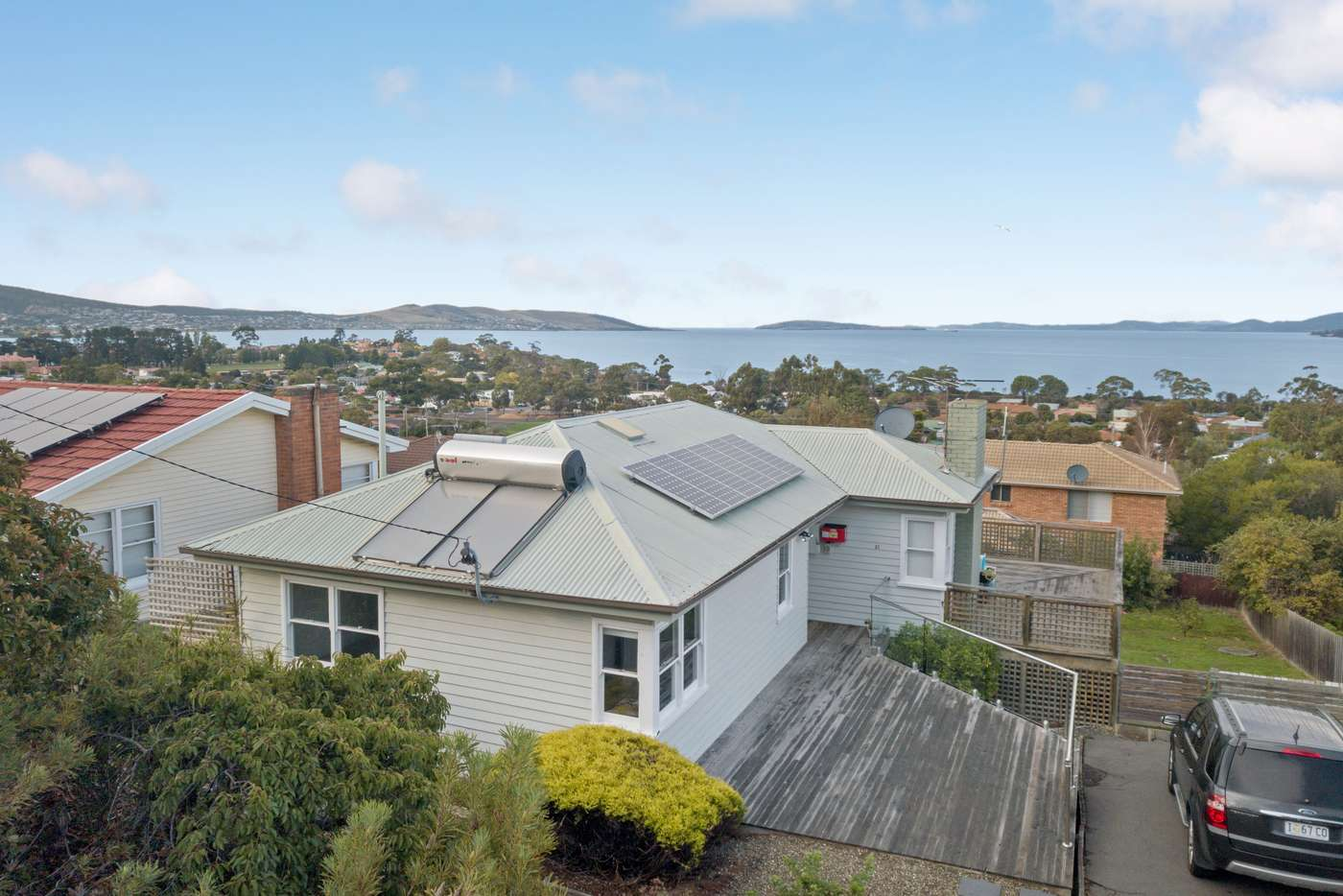 Main view of Homely house listing, 21 Hill Street, Bellerive TAS 7018