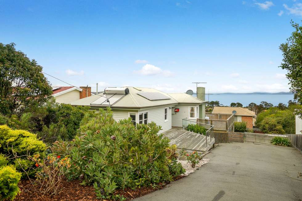 Second view of Homely house listing, 21 Hill Street, Bellerive TAS 7018
