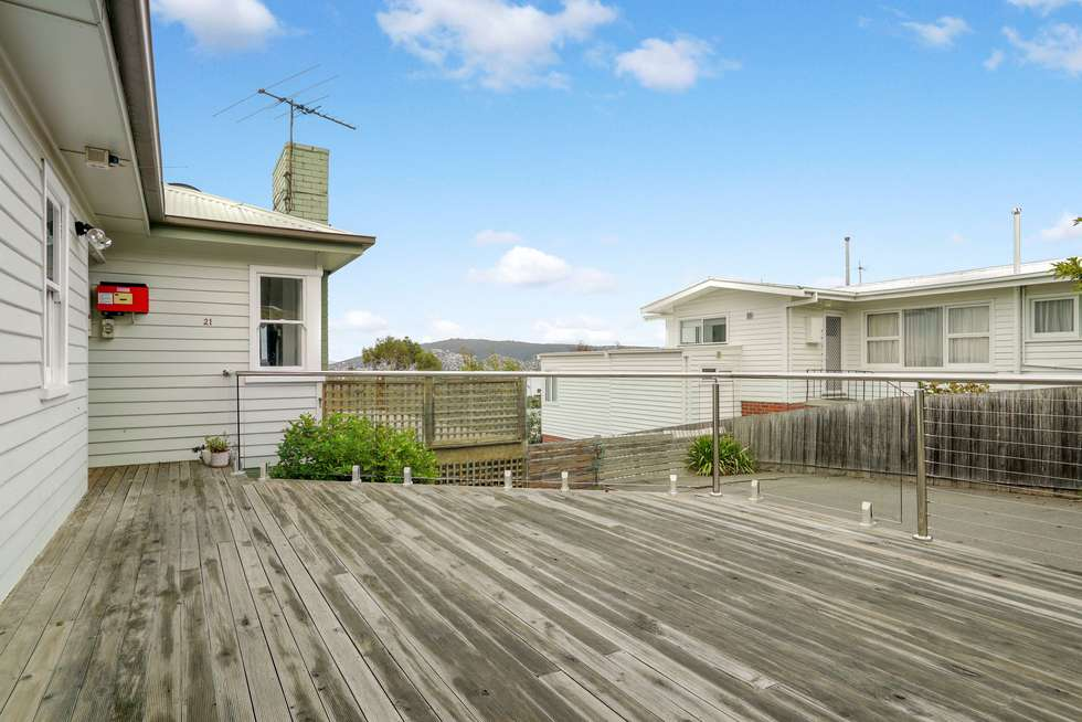 Third view of Homely house listing, 21 Hill Street, Bellerive TAS 7018