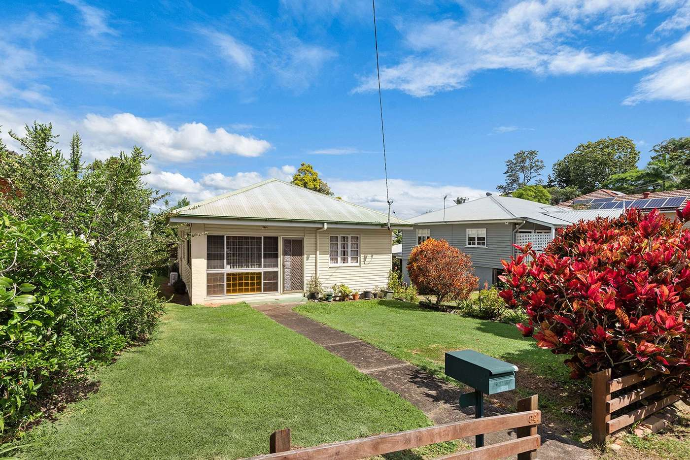 Main view of Homely house listing, 84 Daisy Street, Newmarket QLD 4051