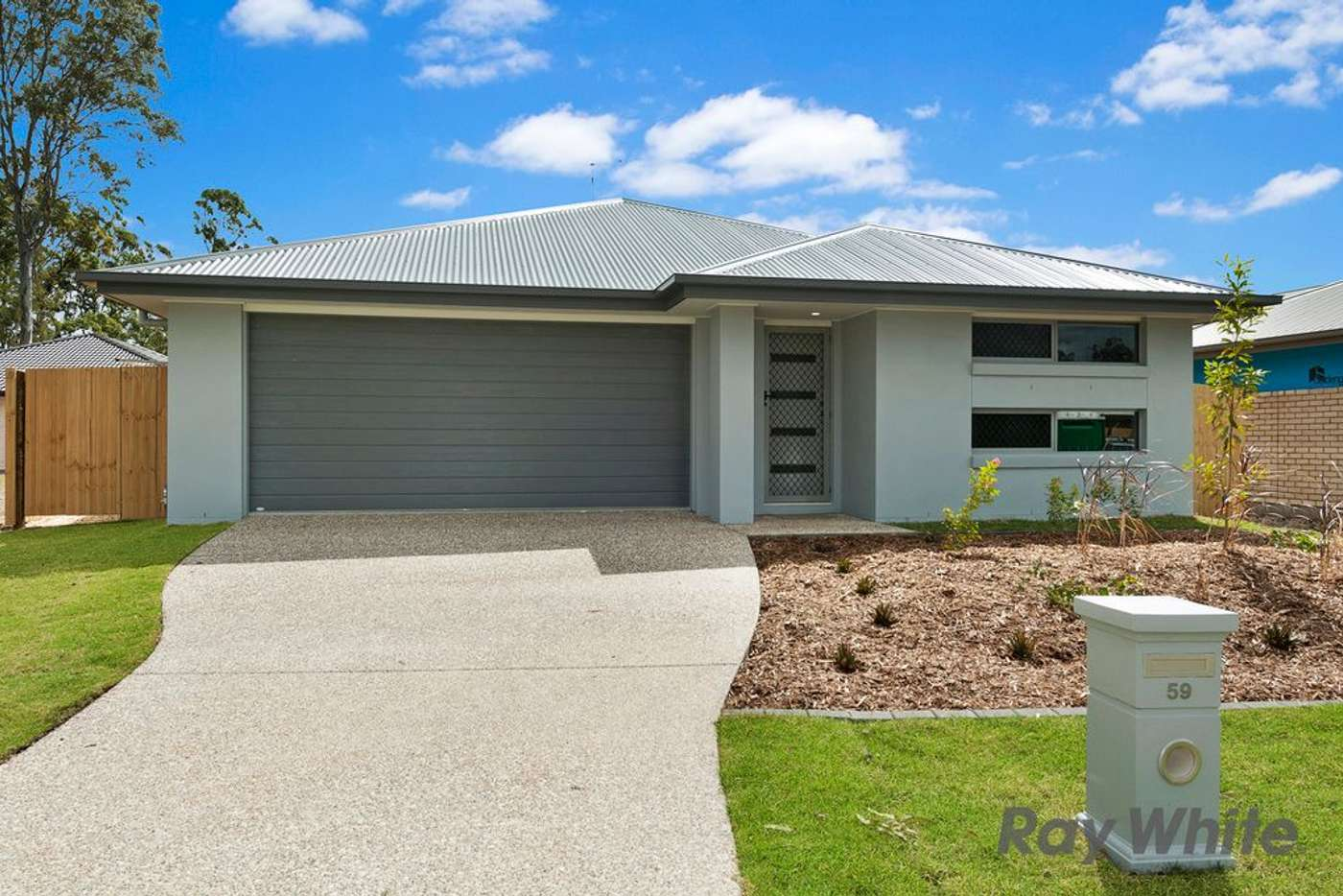 Main view of Homely house listing, 59 Emerson Road, Bannockburn QLD 4207