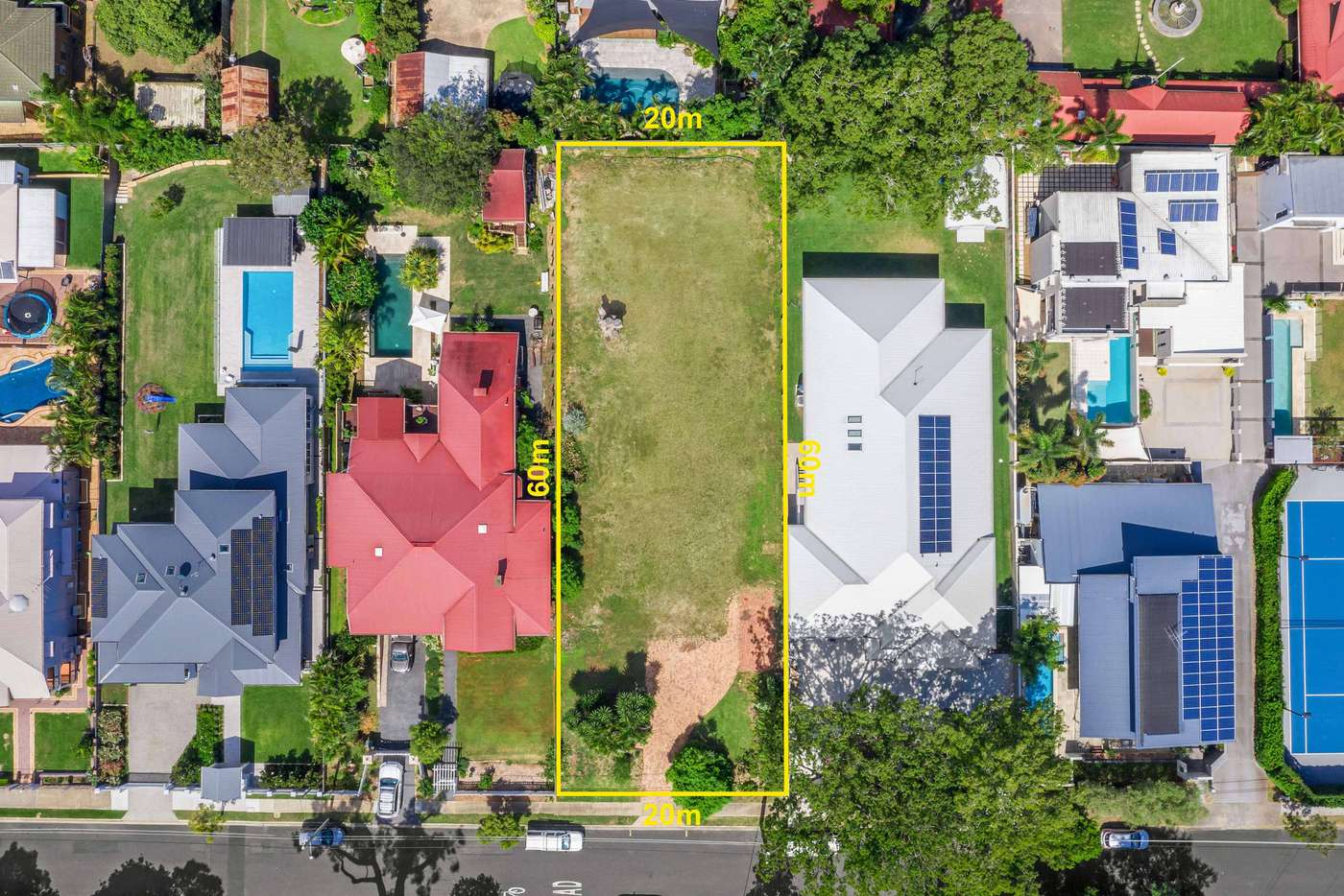 Main view of Homely residentialLand listing, 26 Davidson Street, Newmarket QLD 4051