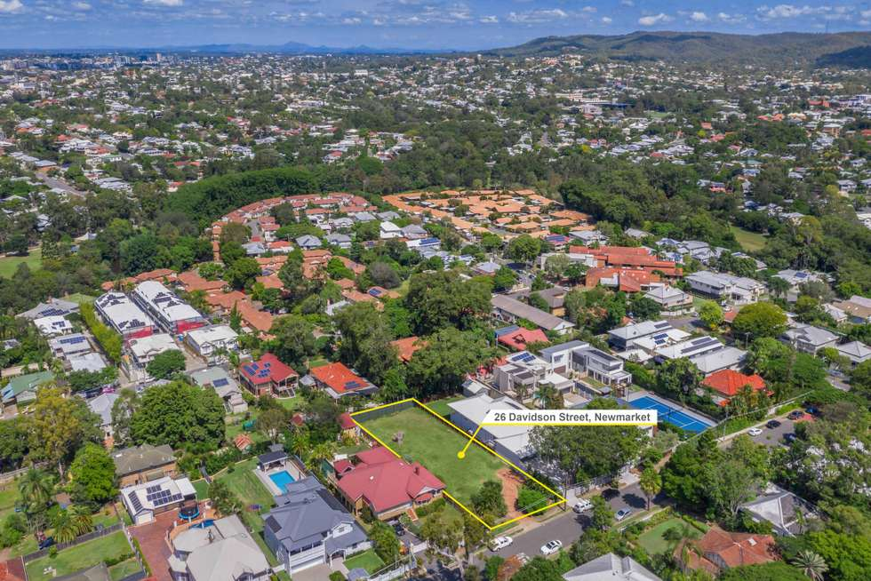 Third view of Homely residentialLand listing, 26 Davidson Street, Newmarket QLD 4051