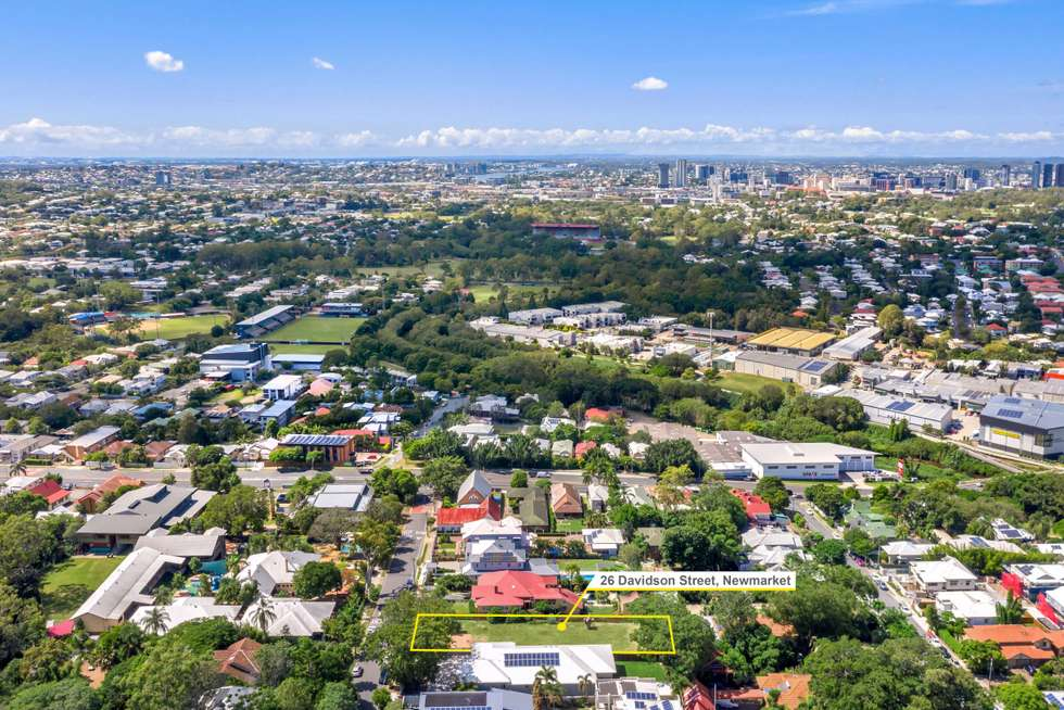 Fifth view of Homely residentialLand listing, 26 Davidson Street, Newmarket QLD 4051