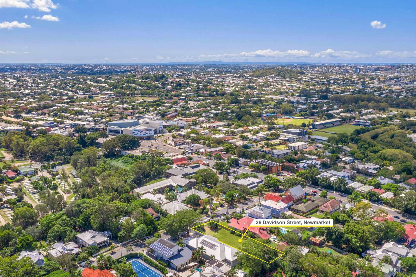 Sixth view of Homely residentialLand listing, 26 Davidson Street, Newmarket QLD 4051