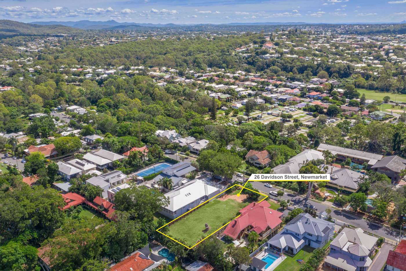 Seventh view of Homely residentialLand listing, 26 Davidson Street, Newmarket QLD 4051