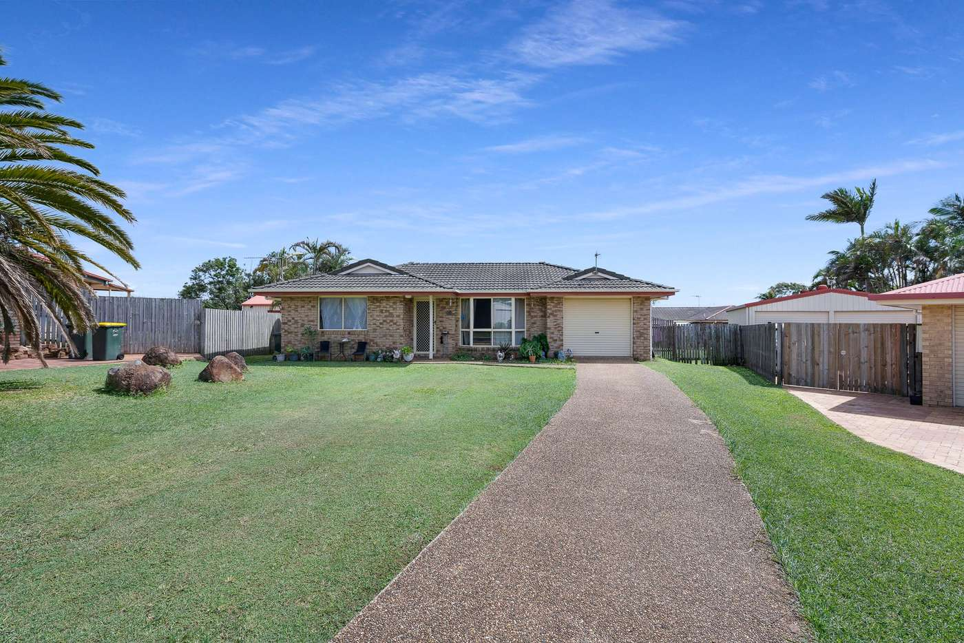 Main view of Homely house listing, 8 Metcalfe Court, Kalkie QLD 4670