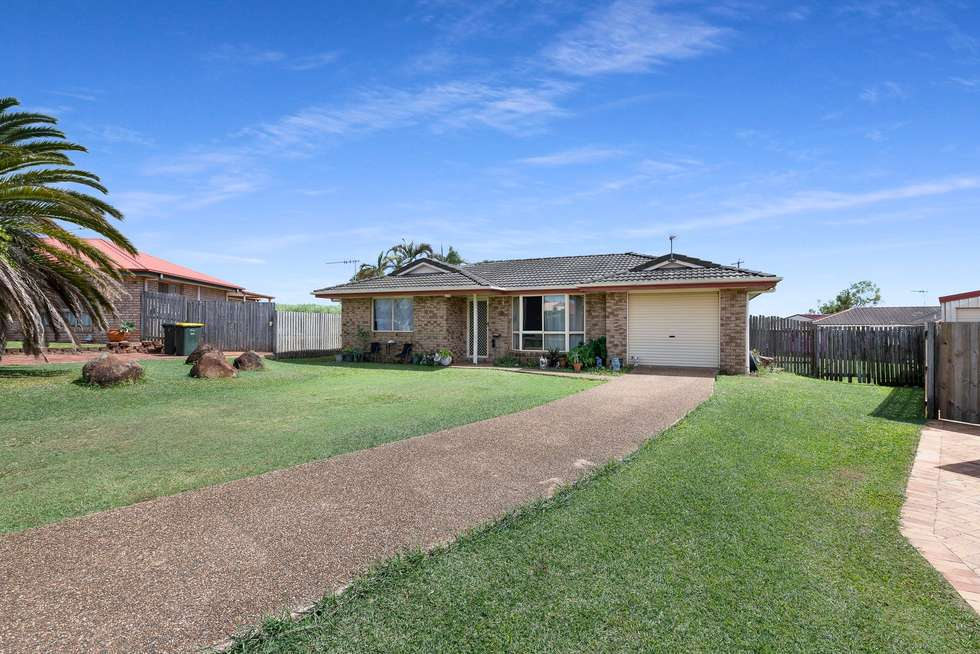 Second view of Homely house listing, 8 Metcalfe Court, Kalkie QLD 4670