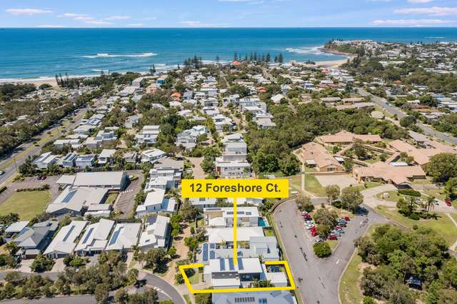 12 Foreshore Court, Dicky Beach QLD 4551