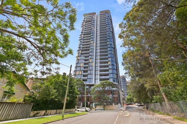 1802/1 Marshall Avenue, St Leonards NSW 2065