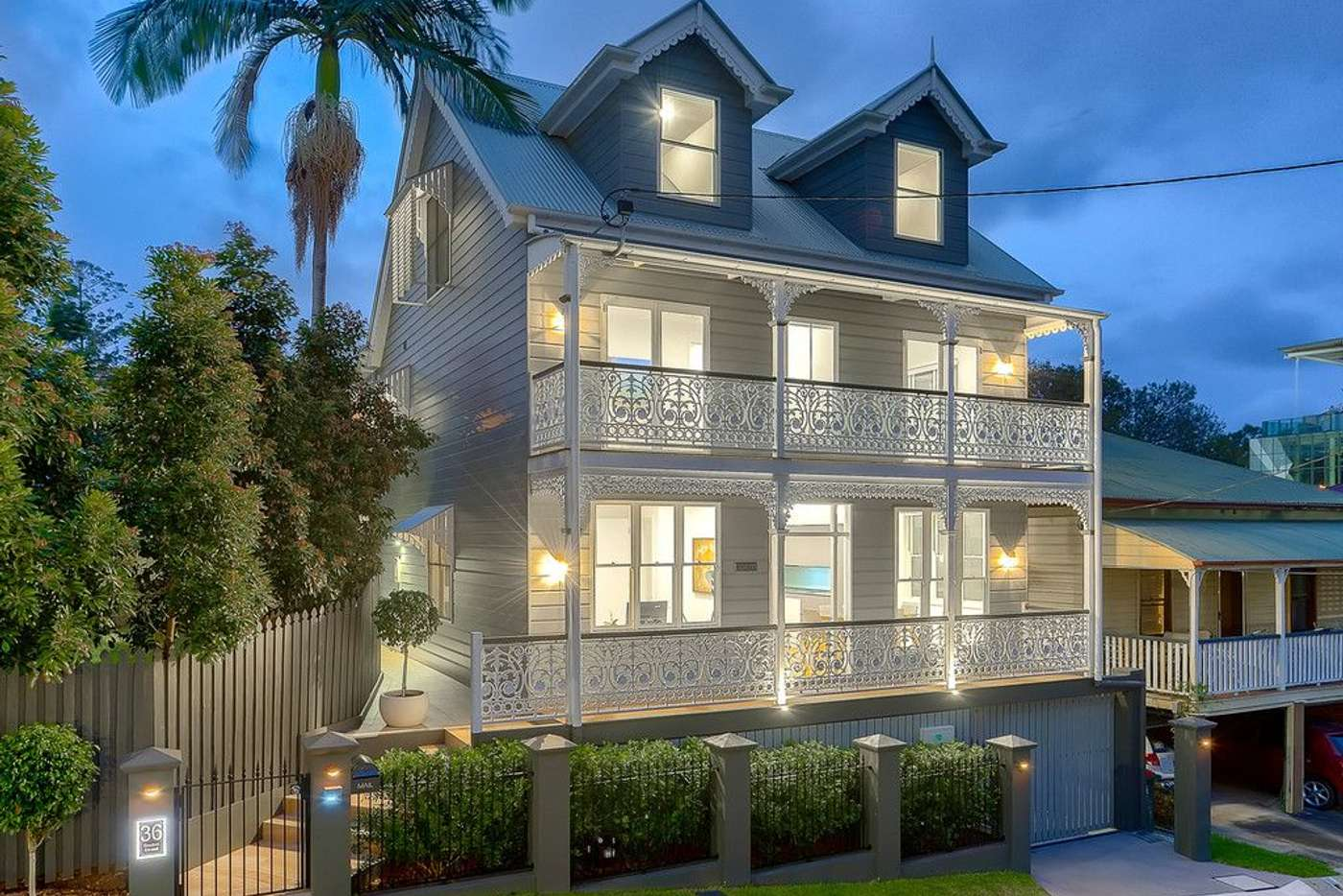 Main view of Homely house listing, 36 Sexton Street, Petrie Terrace QLD 4000