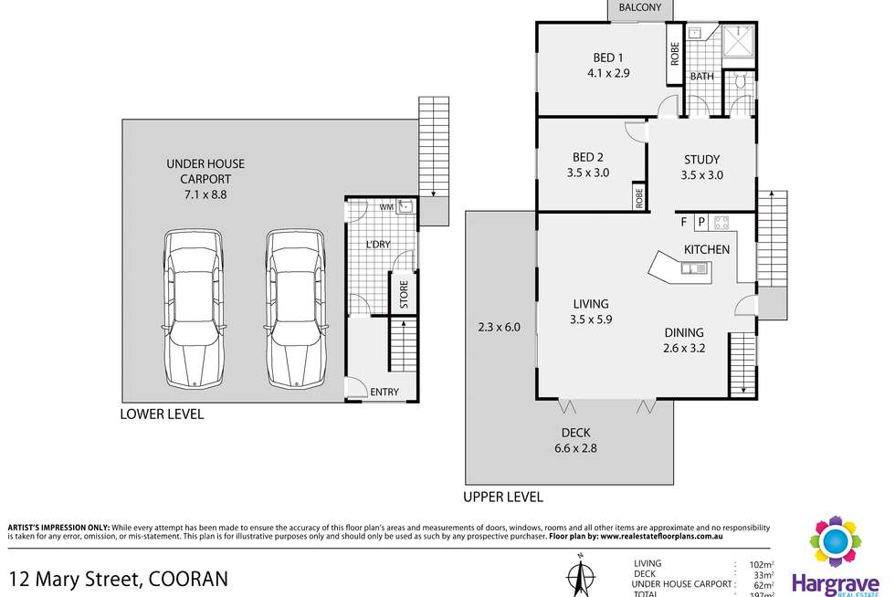 Third view of Homely house listing, 12 Mary Street, Cooran QLD 4569