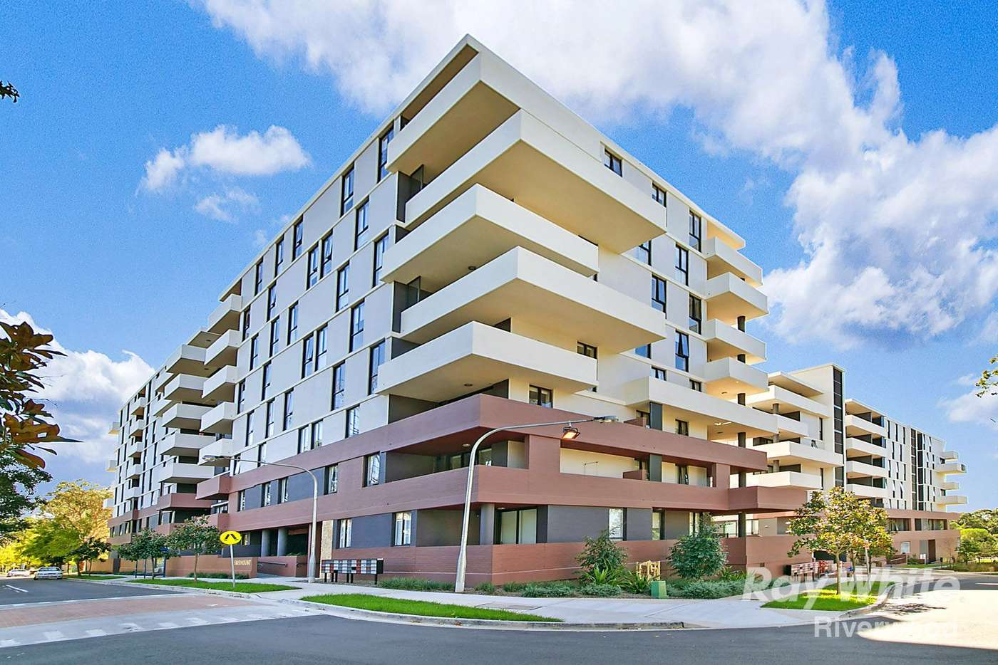 Main view of Homely apartment listing, 805/1 Vermont Crescent, Riverwood NSW 2210