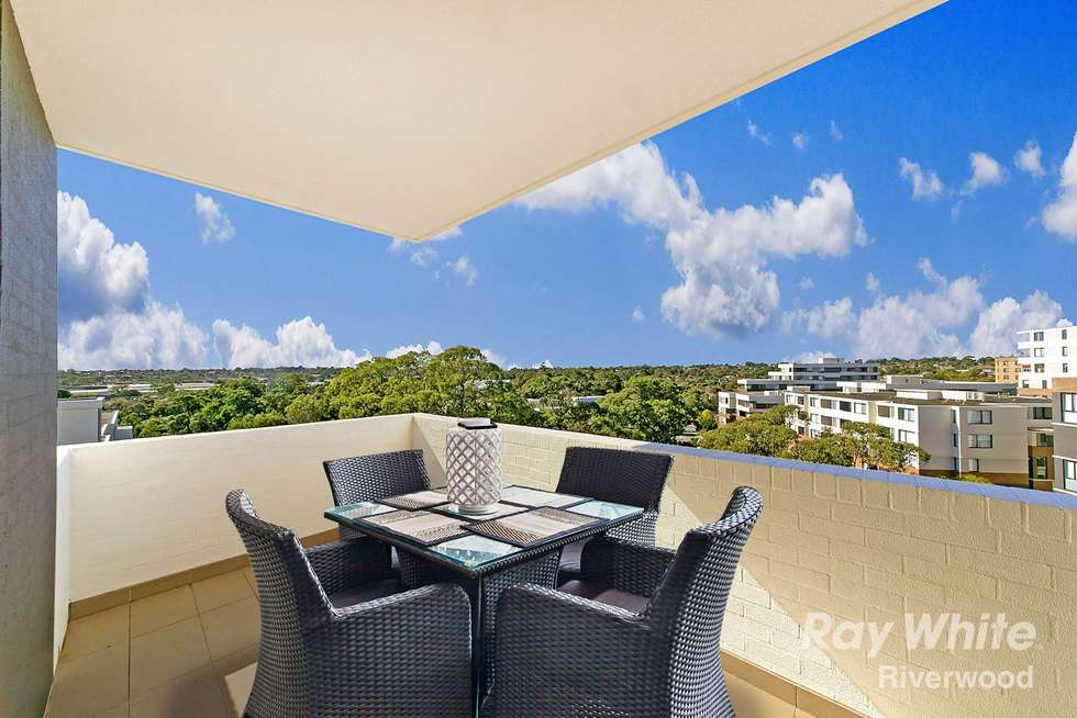 Second view of Homely apartment listing, 805/1 Vermont Crescent, Riverwood NSW 2210