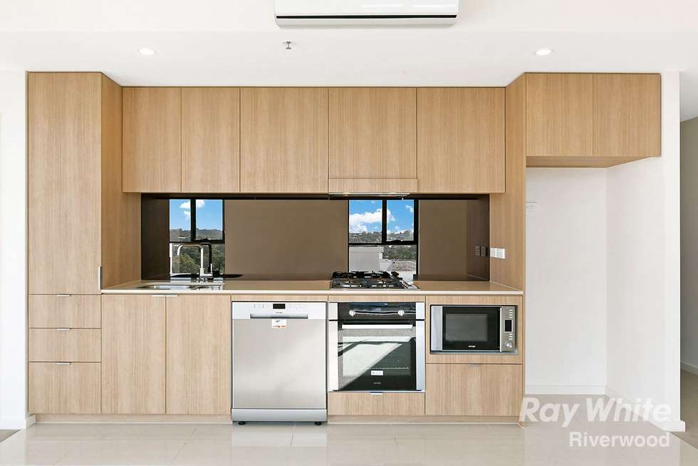Third view of Homely apartment listing, 805/1 Vermont Crescent, Riverwood NSW 2210