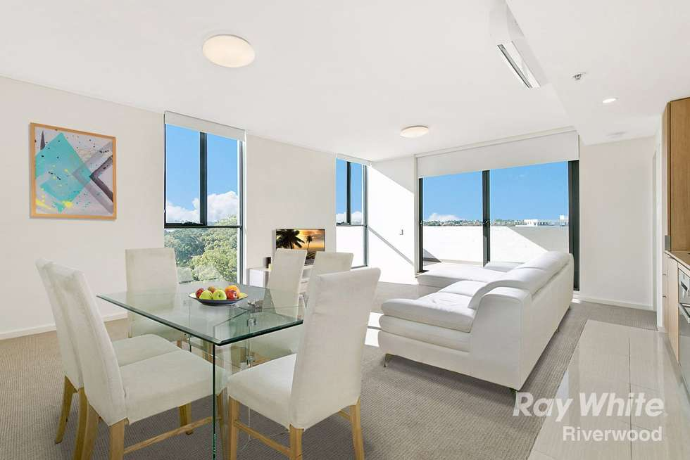 Fourth view of Homely apartment listing, 805/1 Vermont Crescent, Riverwood NSW 2210