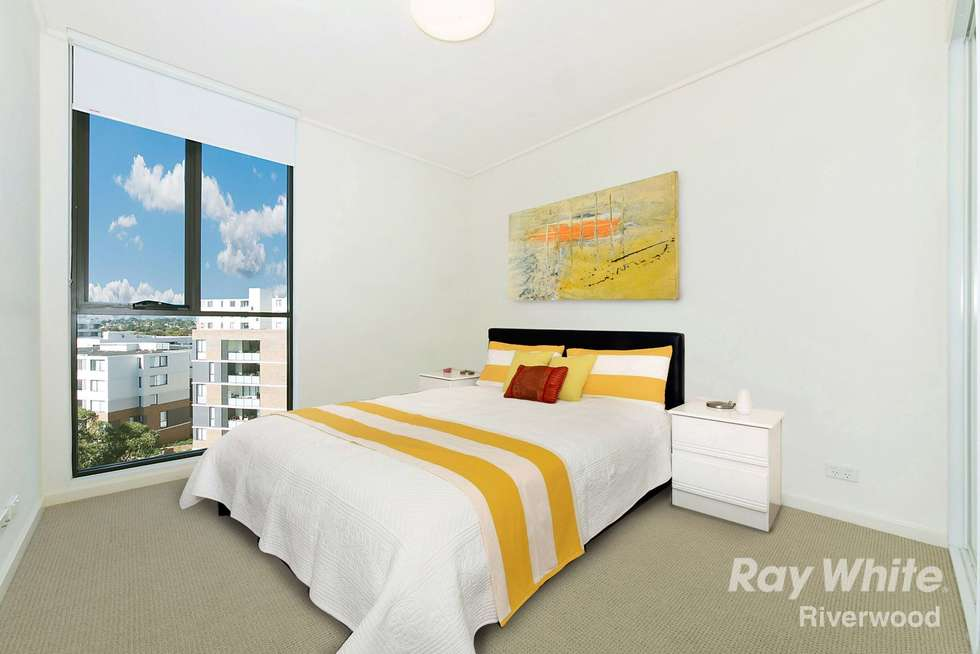 Fifth view of Homely apartment listing, 805/1 Vermont Crescent, Riverwood NSW 2210