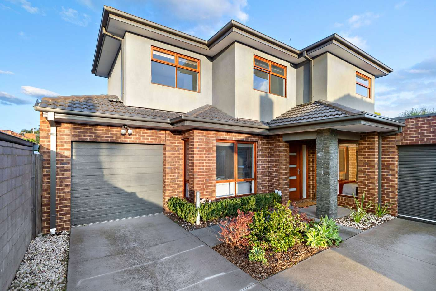 Main view of Homely townhouse listing, 2/16 Sumersett Avenue, Oakleigh South VIC 3167