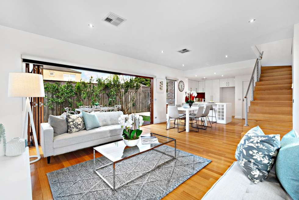 Second view of Homely townhouse listing, 2/16 Sumersett Avenue, Oakleigh South VIC 3167