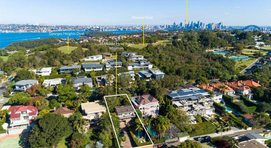 35 Middle Head Road, Mosman NSW 2088