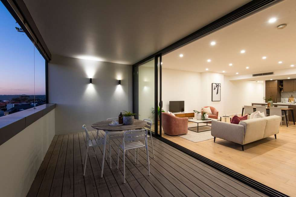 Third view of Homely apartment listing, 16/5 Gurrigal Street, Mosman NSW 2088