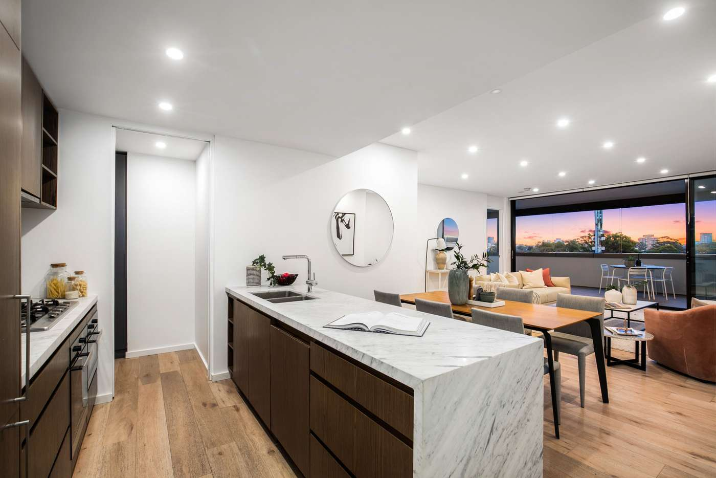 Fifth view of Homely apartment listing, 16/5 Gurrigal Street, Mosman NSW 2088