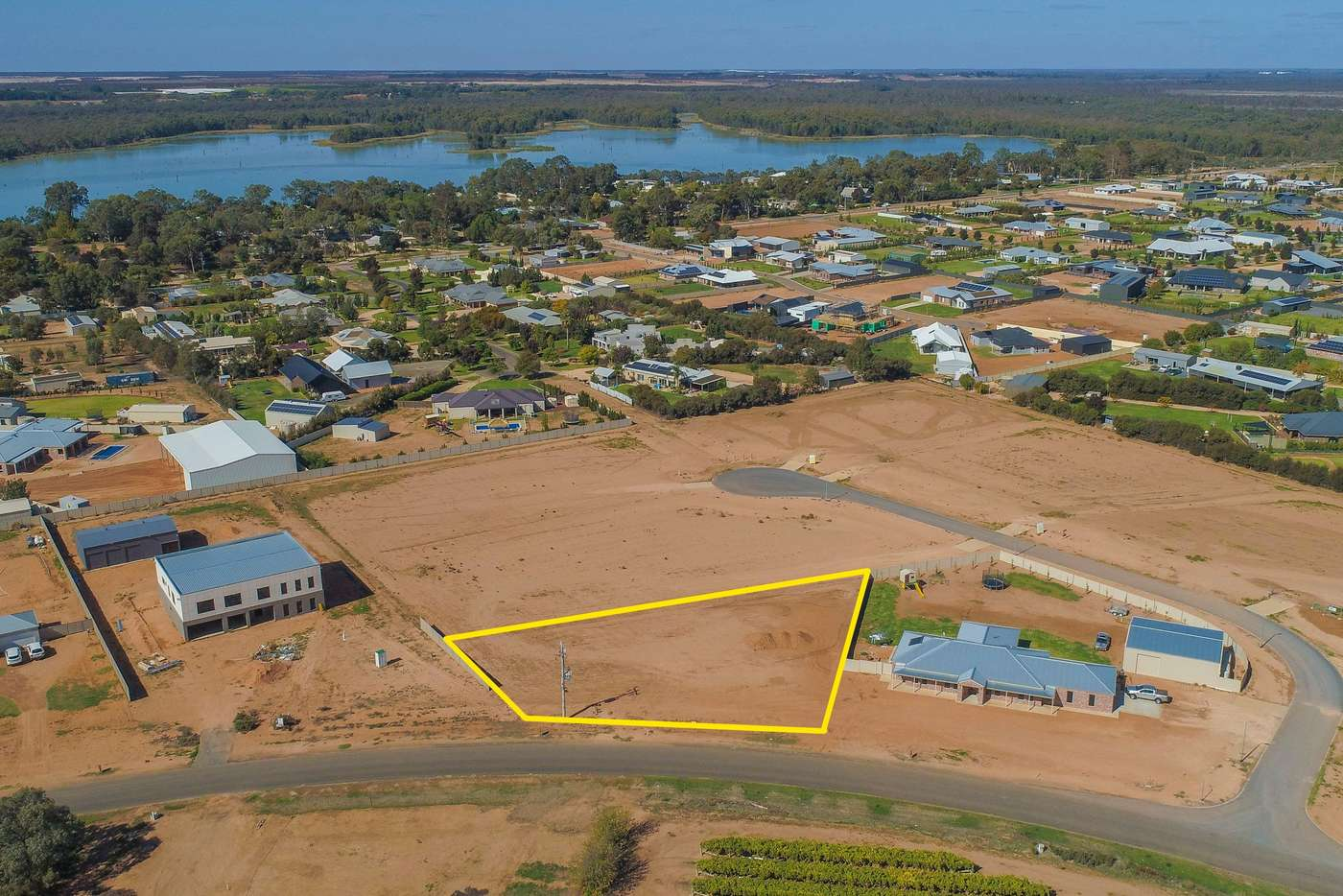 Main view of Homely residentialLand listing, Lot 2/59 Belar Avenue, Nichols Point VIC 3501