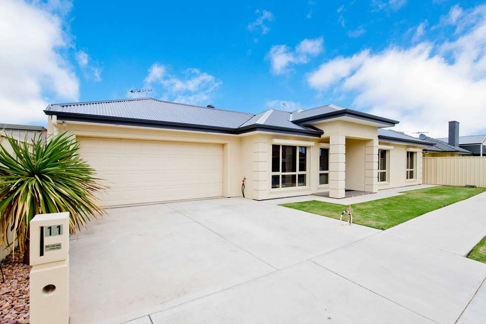 Second view of Homely house listing, 11 Watson Street, Beverley SA 5009