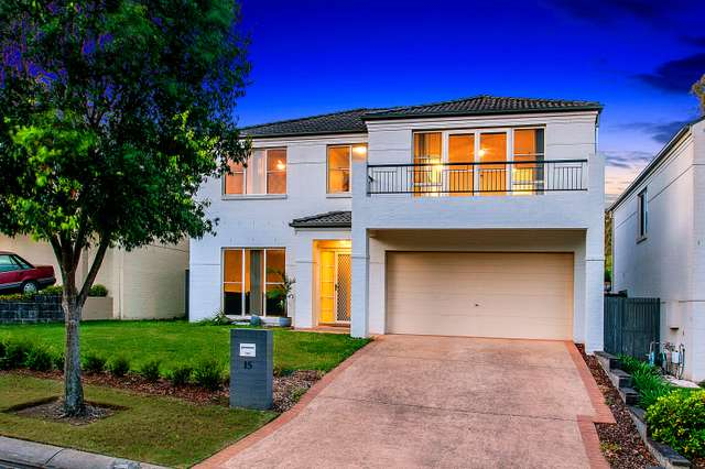 15 Marlow Place, Kellyville Ridge NSW 2155