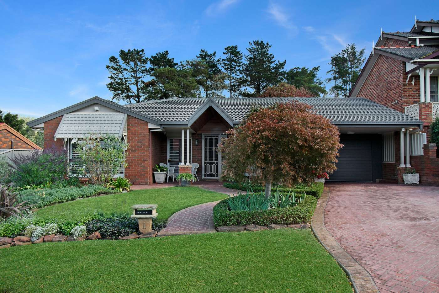 Main view of Homely house listing, 11 Darling Street, Abbotsbury NSW 2176