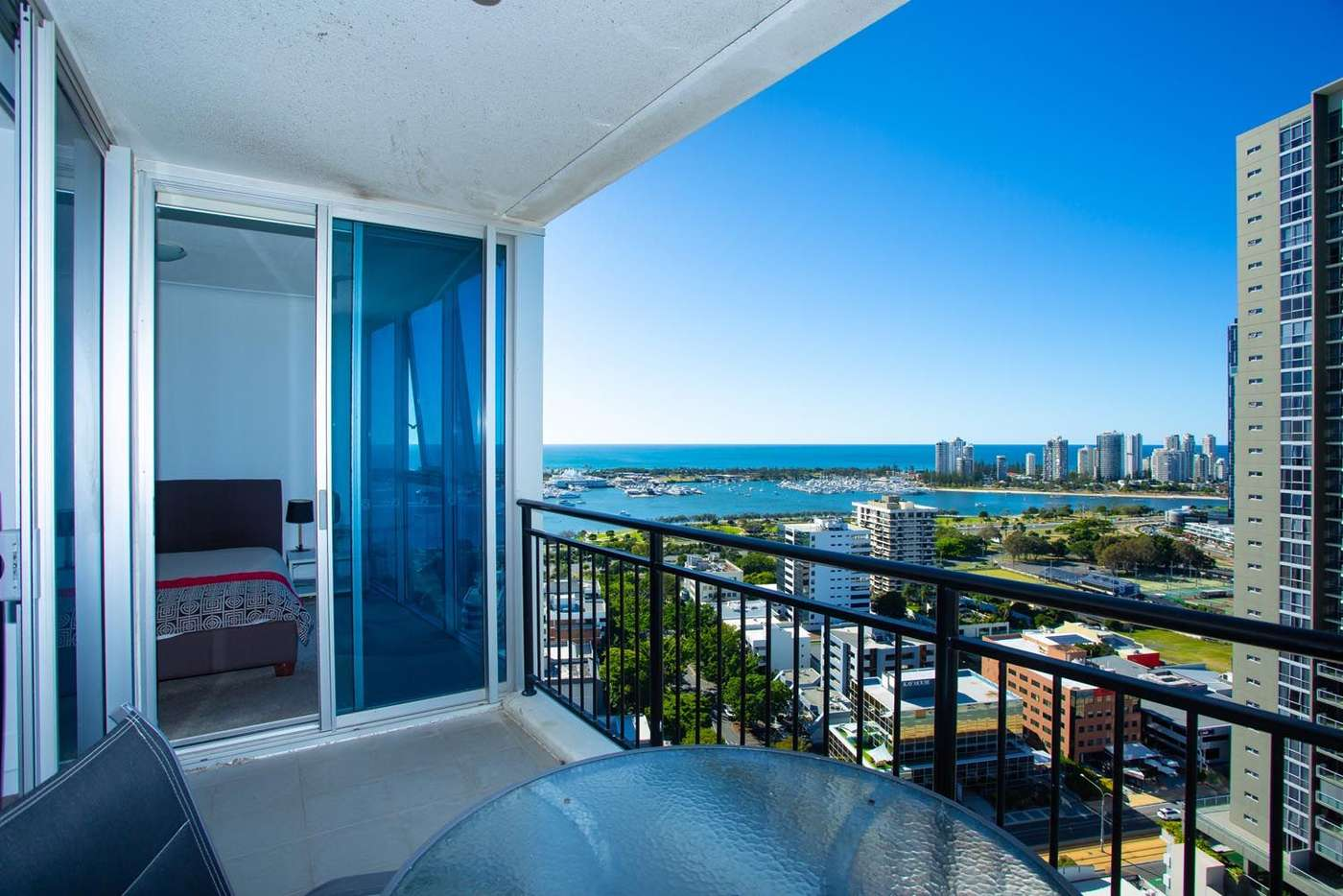 Main view of Homely apartment listing, 22202/5 Lawson Street, Southport QLD 4215