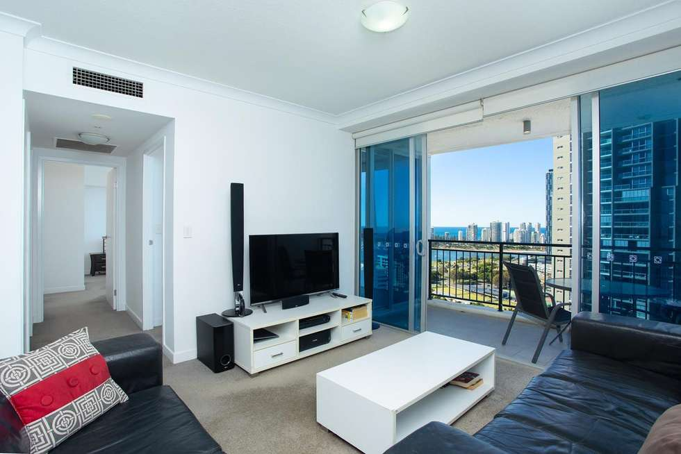 Second view of Homely apartment listing, 22202/5 Lawson Street, Southport QLD 4215