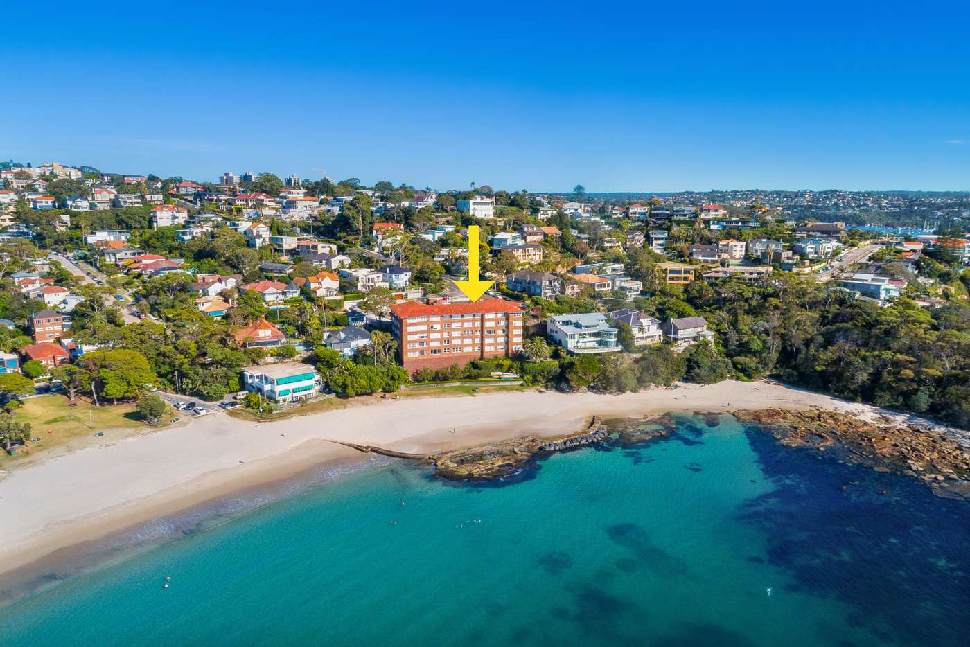 Main view of Homely apartment listing, 21/6 Wyargine Street, Mosman NSW 2088