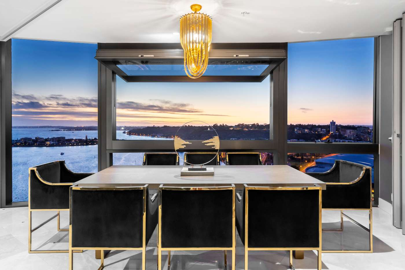 Main view of Homely apartment listing, 2505/1 Geoffrey Bolton Avenue, Perth WA 6000