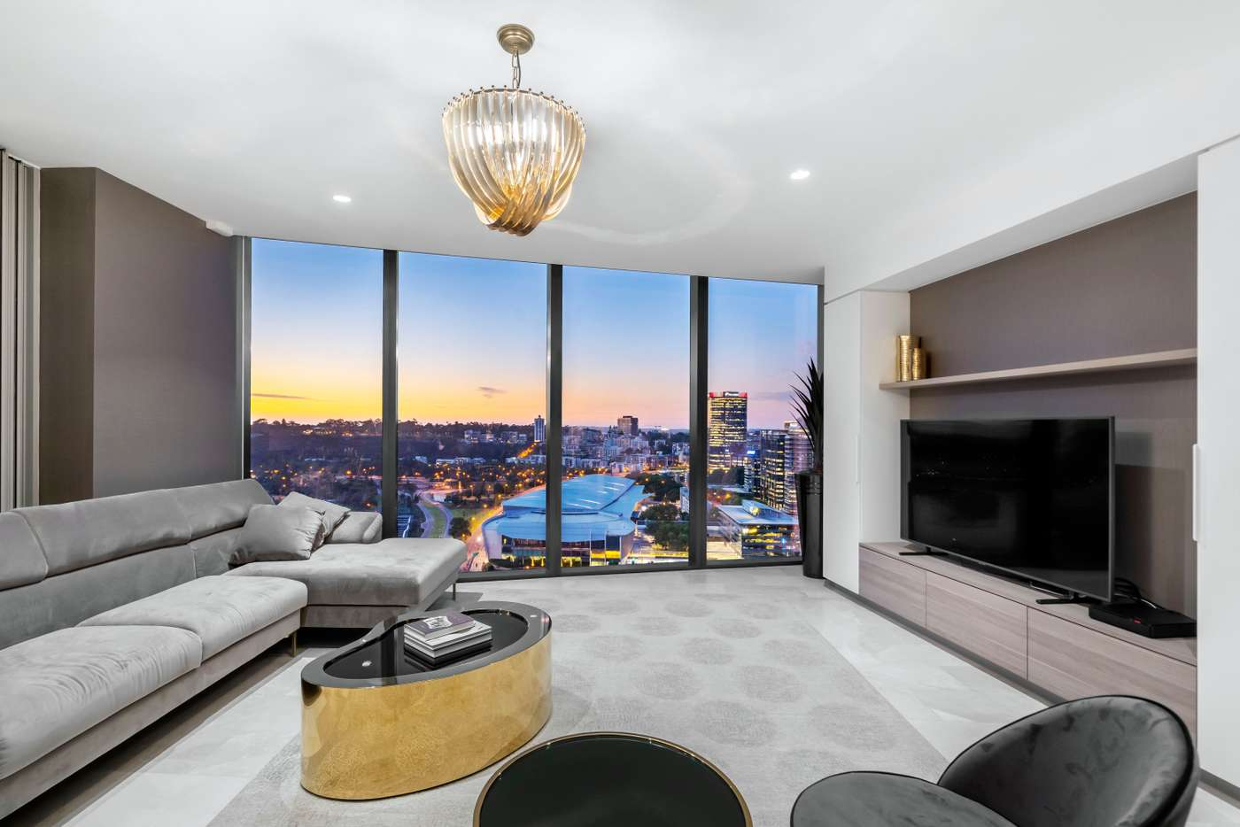 Sixth view of Homely apartment listing, 2505/1 Geoffrey Bolton Avenue, Perth WA 6000