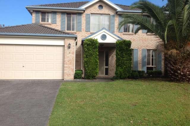 31 Zammit Avenue, Quakers Hill NSW 2763