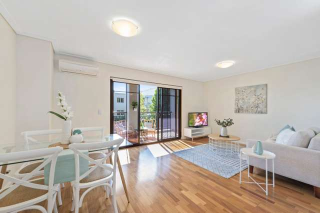 202 /24 Warayama Place - 'Balmain Shores' Complex, Rozelle NSW 2039