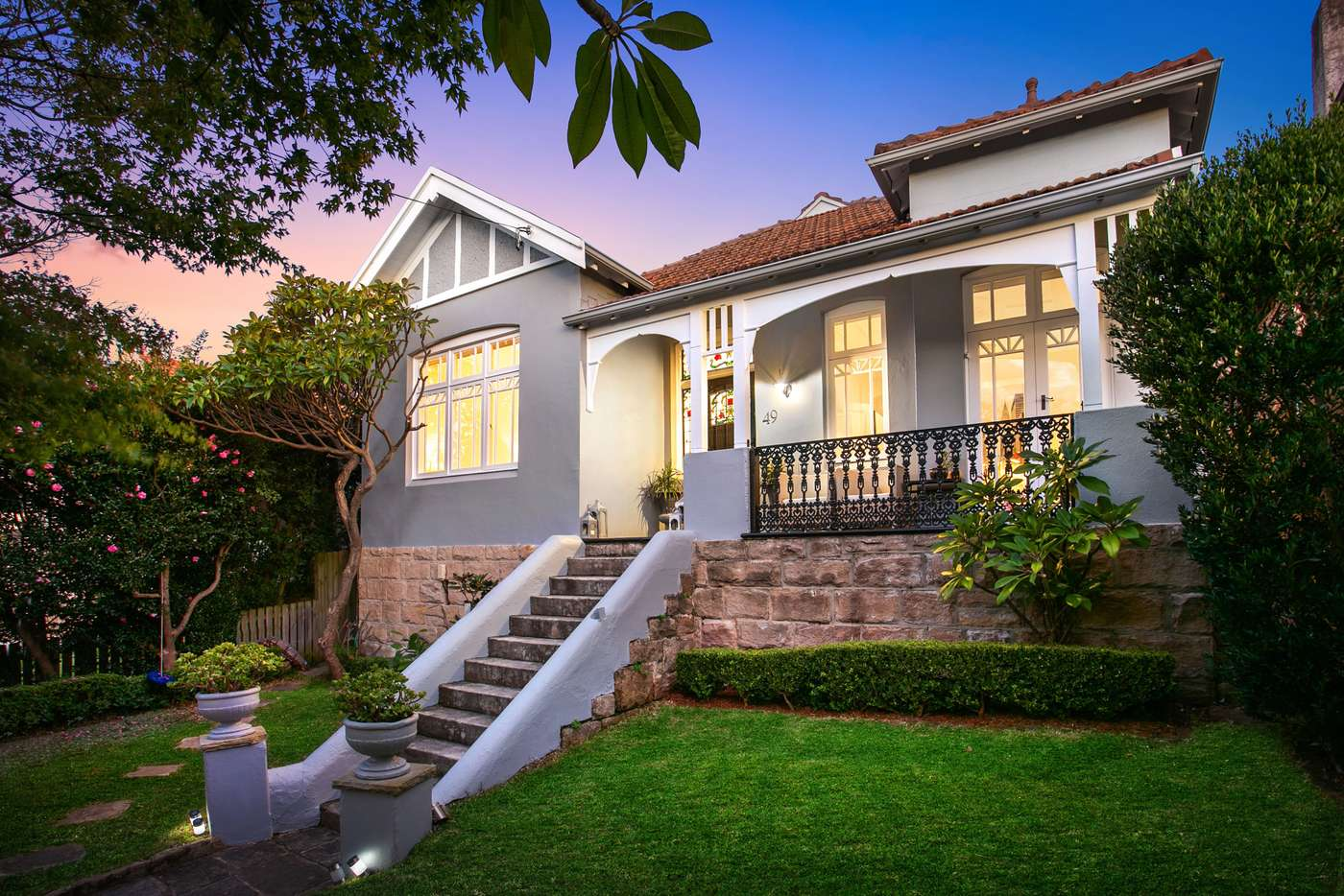 Main view of Homely house listing, 49 Reynolds Street, Cremorne NSW 2090