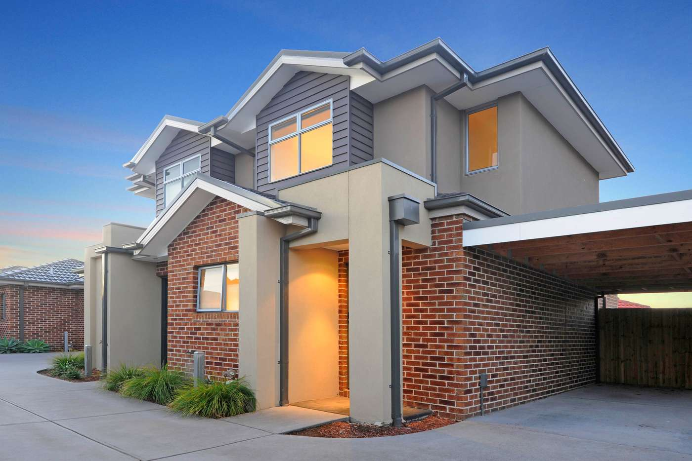 Main view of Homely townhouse listing, 2/59 Cheddar Road, Reservoir VIC 3073