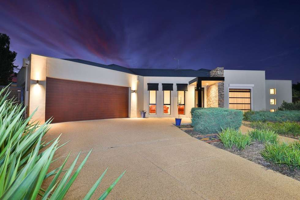 Second view of Homely house listing, 4 Timansi Court, Mildura VIC 3500
