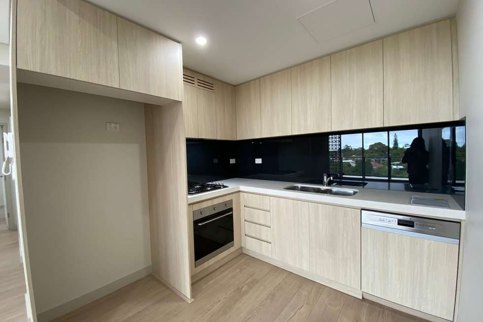 Fifth view of Homely apartment listing, 407/11 Porter Street, Meadowbank NSW 2114