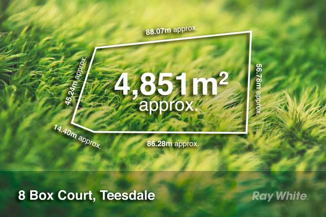 8 Box Court, Teesdale VIC 3328