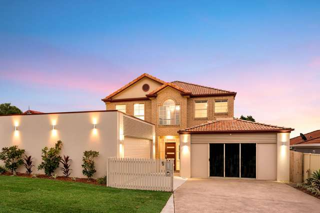 5 Murdock Place, Wakerley QLD 4154