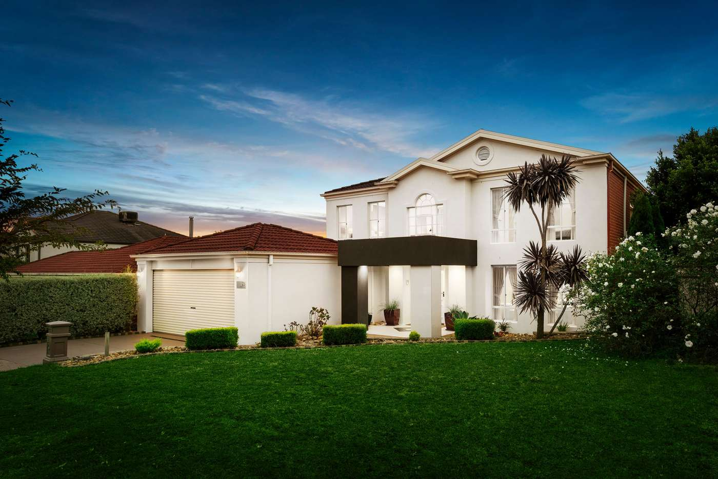 Main view of Homely house listing, 23 Kilcatten Rise, Rowville VIC 3178