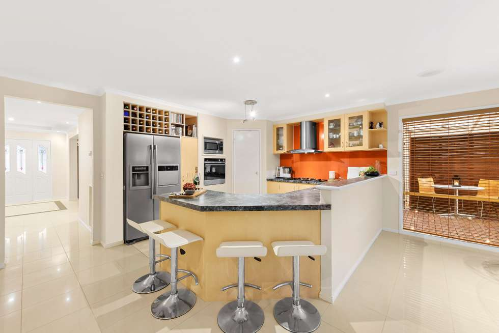 Second view of Homely house listing, 23 Kilcatten Rise, Rowville VIC 3178