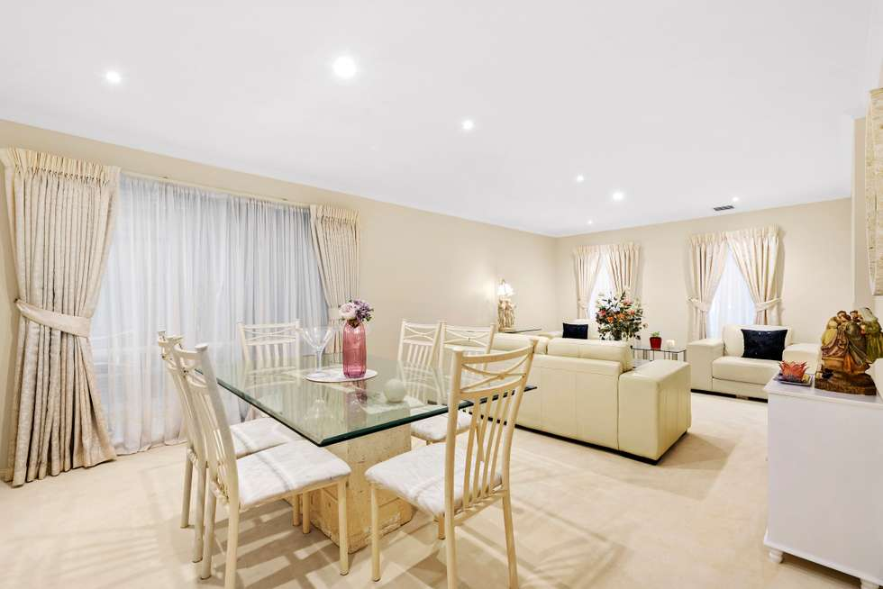 Third view of Homely house listing, 23 Kilcatten Rise, Rowville VIC 3178