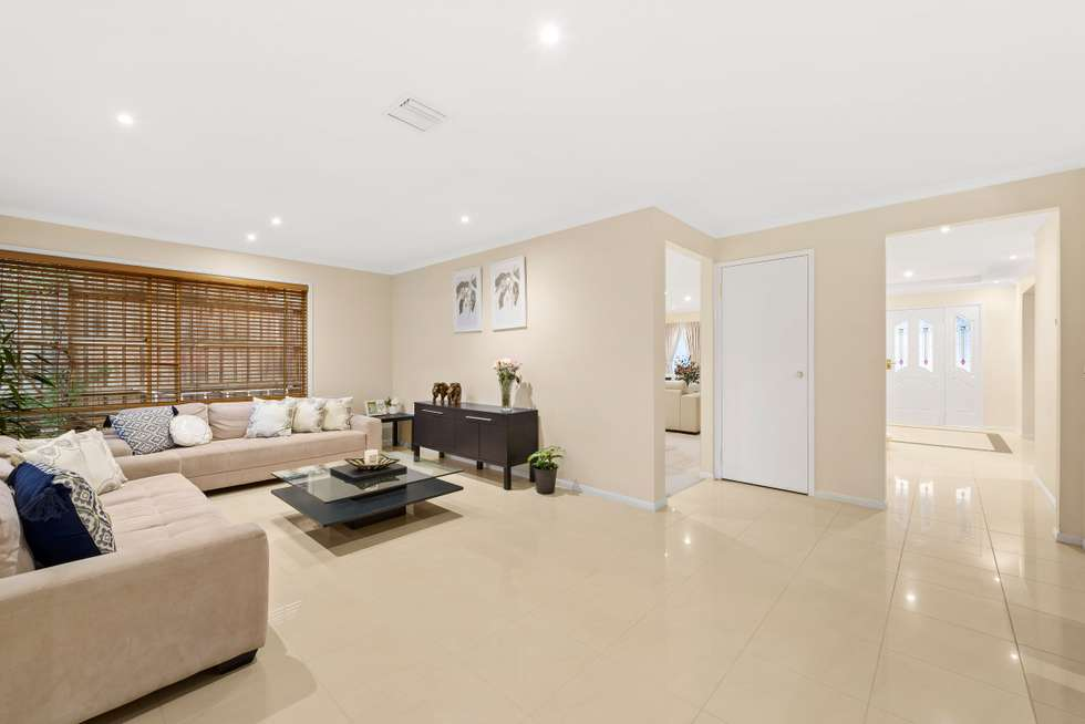 Fourth view of Homely house listing, 23 Kilcatten Rise, Rowville VIC 3178